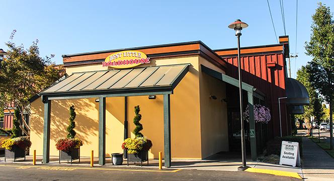 Salem Oregon Restaurants Best Little Roadhouse Restaurant